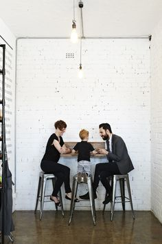 A ritual. A habit. An obsession. Saturday morning coffee. Do you jostle for a seat or grab a ta...