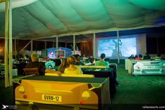Drive-in teather like no other #GrandVelas #RivieraNayarit #Christmas #Holidays
