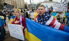 The United States concedes Russia has control of Crimea and seeks to contain Putin.