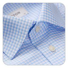 Eton Hemd   Slim Fit   Langarm   blau kariert    Sizes : 37-44 Price : 169€  Artikel-Nr.: 38537951123  www.myhemden.de  #business #work #dressup #shirt #style #menwithstyle #menwithclass #mensfashion #menswear #menstyle #myhemden #munich #gentlemen #men #gentlemenstyle #premiumquality #onlineshopping #startup #dapper #instapic #instafashion #instagood #ootd #tbt #vanlaack #stylish #fashionable #eton #meandmyeton