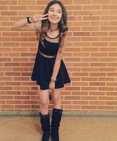 Amara Que Linda Ami Rodriguez, Jessica Ricks, Cami, Shirt Dress, Celebrities, Outfits, Dresses, Fashion, Teen