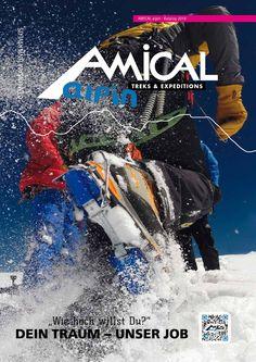 AMICAL alpin Bergschulprogramm 2016
