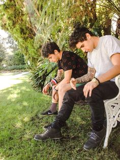The twins jai brooks and Luke brooks