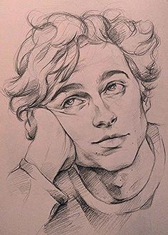 oil portrait Beautiful Timmy Art Im so excited for The King! Pencil Art Drawings, Cool Art Drawings, Art Drawings Sketches, Hipster Drawings, Couple Drawings, Easy Drawings, Art Du Croquis, Art Drawings Beautiful, Arte Sketchbook