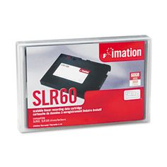 8 Mm Slr60 Cartridge, 900ft, 30gb Native/60gb Compressed Capacity