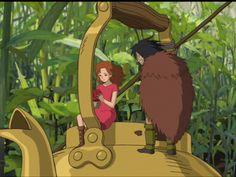 Spiller and Arrietty