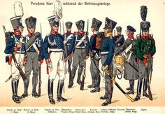 The Prussian Army