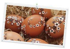 Easter eggs, dots, and flowers. Egg Shell Art, Kids Christmas Ornaments, Egg Tree, Easter Egg Designs, Easter Egg Crafts, Easter Parade, Easter Traditions, Coloring Easter Eggs, Easter Holidays