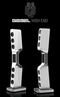 Mono and Stereo High-End Audio Magazine: Vos Loudspeakers Precision Sound Array speaker system High End Speakers, Tower Speakers, Diy Speakers, High End Audio, Stereo Speakers, Fi Car Audio, Hifi Audio, Audio Design, Speaker Design
