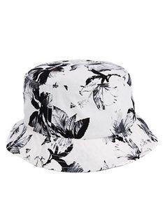 Huf Floral Bucket Hat