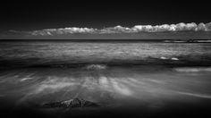 Riviera Nayarit – Silent Night http://mabrycampbell.com #image #photo #photography #mexico #blackandwhite #seascape #mabrycampbell #fspuntamita #puntamita #infrared