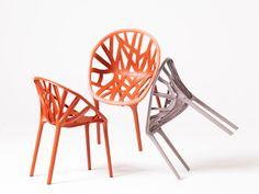 Online shop for exclusively new, original designer furniture and accessories from Vitra, USM Haller, Kartell, Moormann and others. Outdoor Chairs, Outdoor Furniture, Outdoor Decor, Sofa Furniture, Furniture Ideas, Famous Furniture Designers, Vitra Chair, Mould Design, Beautiful Interior Design