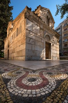Agios Eleftherios Church - Athens, Greece