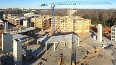 Wayne Brothers' scope of work includes the construction of the cast-in-place foundations, walls, columns, and elevated decks which are encompassed in this five-story, 150,000 SF concrete structure. http://www.waynebrothers.com/portfolio/southpark-apartments/