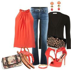 LOLO Moda: Colorful women outfits