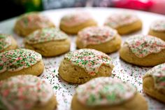 Jessica Hulett's tender, cakey ricotta cookies taste like the white part of the best black and white cookie you've ever had The recipe comes from Ms Hulett's grandmother Dorie, who used to flavor the cookies with anise, if she used flavoring at all