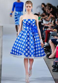 Oscar De La Renta Resort 2013 Womenswear Collection