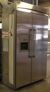 thermador integrated refrigerator. #348 thermador 48\u201d built-in refrigerator kbudt4865e $7250 integrated