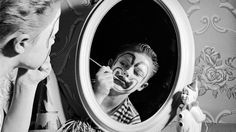 Christopher Walken. As a child. Dressed like a clown. http://ift.tt/1UDzDhN  Walken at his familys home in Bayside Queens.  Image: Al Barry/Three Lions/Getty Images  Ronald Walken was born in 1943 to German and Scottish immigrants in Queens New York. The middle child of three brothers young Ronnies first paid gig in show business came when he was 14 months old and posed for a nude calendar shoot with a pair of fluffy kittens. Read more  I posed naked snuggling with two cats for a series of…