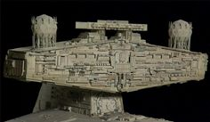 This precious collection of rare close-ups of the ships used in the original Star Wars Trilogy gives us a glimpse into the great effort and detail that went into assembling them and shooting them.