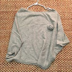 William sharp cashmere poncho William sharp luxury cashmere poncho, cannot find the original style, but a similar style is around 760 pounds William sharp  Sweaters Shrugs & Ponchos