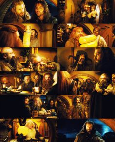 an unexpected party I just watched this! finally!
