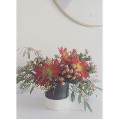 Fall bouquet, thanksgiving bouquet, modernist flowers