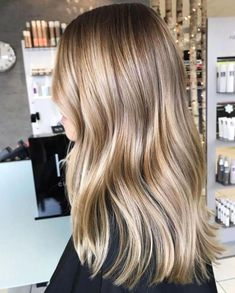"""70 The Best Modern Haircuts & Hair Colors For Women Over If you're over your and looking for the perfect hairstyle, first of all, you should consider your lifestyle and know the answer to this question, """"Why I want to change my hairstyle? Bronde Hair, Balayage Hair, Natural Blonde Balayage, Dark Blonde, Spring Hairstyles, Cool Hairstyles, Beach Hairstyles, Hairstyles Videos, Formal Hairstyles"""
