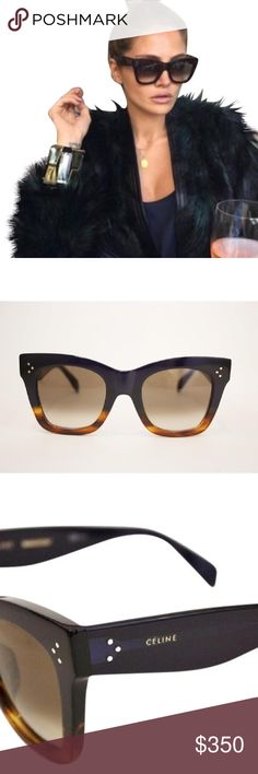 d04e4aaa74e9 Celine Catherine 50MM Lens Authentic . New without tags. Never used. Too  big for