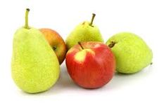 Pears and apples...can't beat 'em