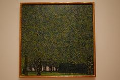 The Park, for more please visit http://www.painting-in-oil.com/artworks-Klimt-Gustave-page-1-delta-ALL.html
