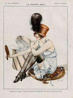 Cheri Herouard - LVP - Le Chapeau Neuf | Flickr - Photo Sharing!