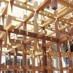 Immagine d'ispirazione #strutturadilegno #legno #wood #naturalwood #ispirazione #inspiration #woodstructure #legnonaturale