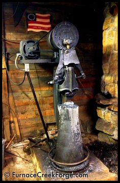 Little Giant Power Hammer manufactured circa WW1 era