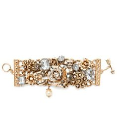 betsey johnson bracelet - Click image to find more Kids Pinterest pins