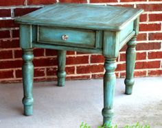 turquoise table - Google Search