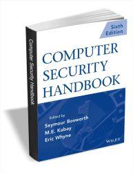 """Computer Security Handbook"" eBook for free #LavaHot http://www.lavahotdeals.com/us/cheap/computer-security-handbook-ebook-free/195134?utm_source=pinterest&utm_medium=rss&utm_campaign=at_lavahotdealsus"