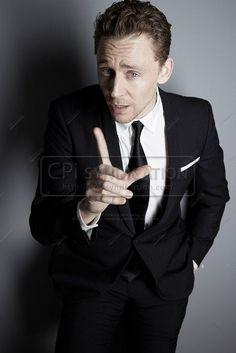 Tom Hiddleston by Lorenzo Agius Part I