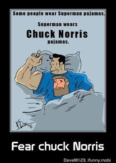 chuck norris jammies