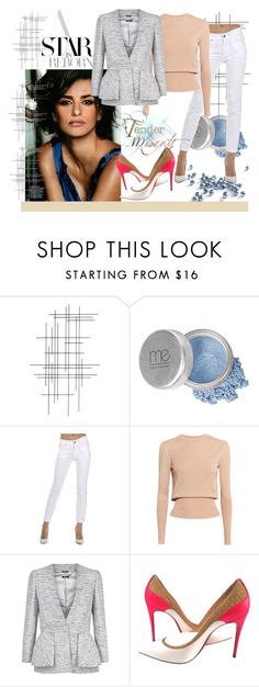 """""""selly"""" by selly111528 ❤ liked on Polyvore featuring Crate and Barrel, Mineral Essence, Alexander McQueen and Christian Louboutin"""