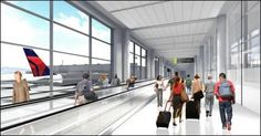 The Los Angeles City Council today unanimously approved Delta's lease and…