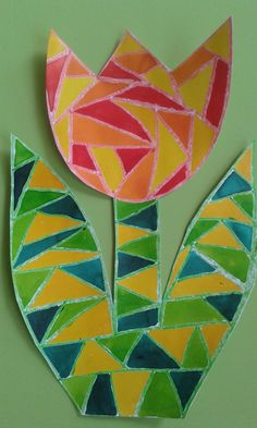Spring Crafts For Kids, Crafts For Kids To Make, Art For Kids, Diy And Crafts, Arts And Crafts, Easy Craft Projects, Projects For Kids, Art Projects, Spring Activities