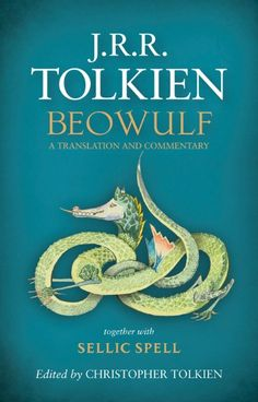 A collection of Tolkien's lectures about the wonderful poem Beowulf. Definitely on my list.