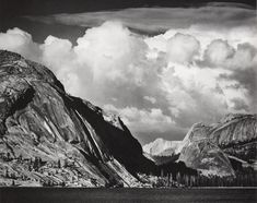 Adam Ansel Moonrise Yosemite Valley | Fotó: Ansel Adams: Tenaya Lake, Mount Conness, Yosemite National Park ...