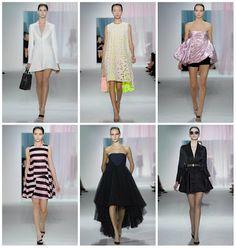 My Intimate Affair with Fashion: Christian Dior Spring 2013 Runway
