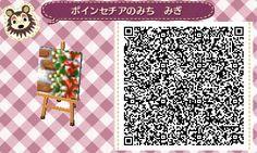 Animal Crossing: New Leaf & HHD QR Code Paths