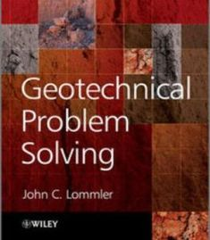 Geotechnical Problem Solving PDF