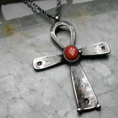 Egyptský kříž...