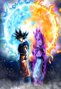 Likes, 14 Comments - Dragon Ball Wallpaper Do Goku, Dragon Ball Z Iphone Wallpaper, Foto Do Goku, Dragon Ball Image, Animes Wallpapers, Cartoon, Goku 2, Dbz Vegeta, Goku Vs Beerus