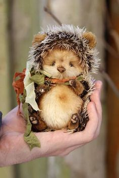 Hedgehog By Happy Family - Bear Pile